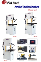 Vertical Cutting Bandsaw