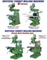 Vertical Turret Millimng Machine