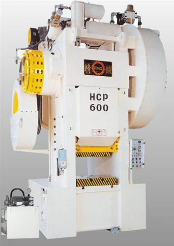 HCP系列高速精密溫熱模鍛機