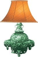 Jade Table Lamps