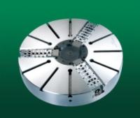 大型中实油压夹头产品系列(不含连接板)