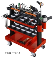 Professional Tool Cart