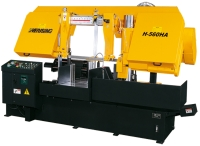 Fully Automatic Band Saw