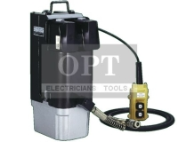 Battery Operated Hydraulic Pump