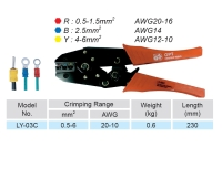 Cens.com LY-03C Hand Crimping Tool LUN-YUAN ENTERPRISE CO., LTD.