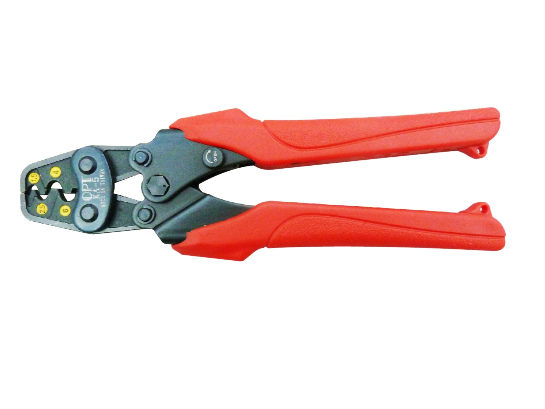Ratch Type Hand Crimping Tools - Ergonomics Handles