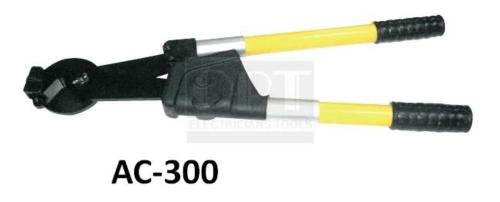 棘輪式電纜剪