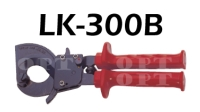 ratcheting cable cutter