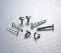 Stainless  steel semi-tubular rivet