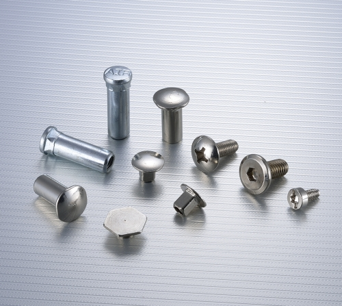 Various cold forming parts