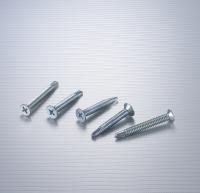 Flating head drilling screw