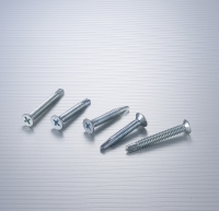 Flating head drilling screw