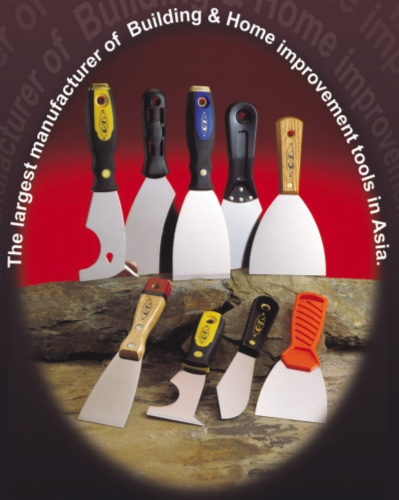 Putty Knives/Paint scrapers