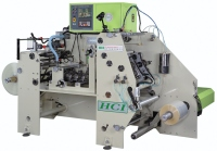 High Speed Glue Sealing Sleeve Machine