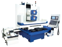 CNC Two Process Surface Grinding Machine