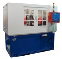 Cens.com 4 Spindle SPM-Horizontal Drilling, Boring, & Tapping Machine AXISCO PRECISION MACHINERY CO., LTD.