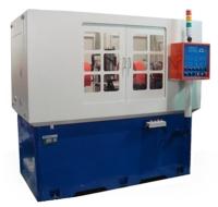 4 Spindle SPM-Horizontal Drilling, Boring, & Tapping Machine