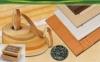 装饰木纹印刷纸、PVC 塑胶膜面、PETG 塑胶膜面