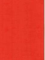 Wood Grain Decorative Paper/Melamine Paper/PVC/PETG Film-Red
