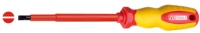VDE Insulate Slotted Screwdriver