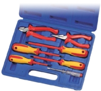 Insulate Screwdriver And Plier Set