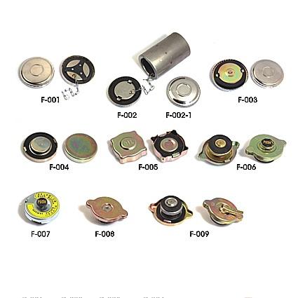 Cooling System Parts / Radiators / Radiator Caps / Engine Fitting Parts / Fuel Tanks