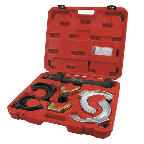 麥花臣避震彈簧壓縮器吹氣盒套裝組 (免拆式)