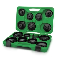 Automotive Cup Type Oil Filter Wrench Set