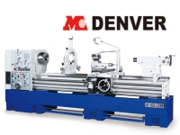 Cens.com Heavy Duty Precision & Powerful Lathe DENVER IND. CO., LTD.