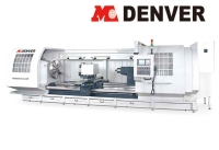 Cens.com CNC Heavy Duty Powerful Lathe  DENVER IND. CO., LTD.
