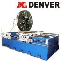 Cens.com Heavy Duty Facing Lathe DENVER IND. CO., LTD.