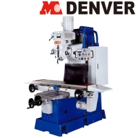 Cens.com Heavy Duty Bed Type Vertical Milling Machine DENVER IND. CO., LTD.