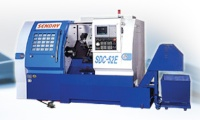 High Speed Precision CNC Lathe
