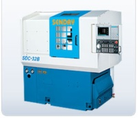 Cens.com High Speed Precision CNC Lathe SENDAY ENTERPRISE CO., LTD.