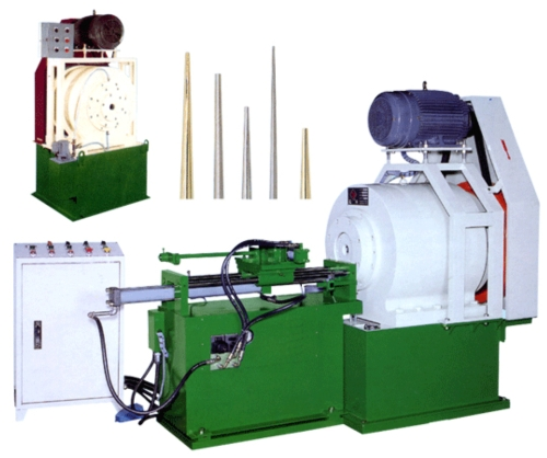 Tube Tapering Machine