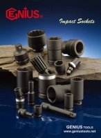 Cens.com Impact Sockets GENIUS TOOLS (TIAN FU INDUSTRIAL CO., LTD.)