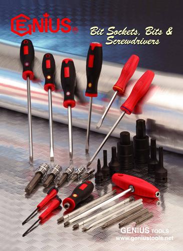Bit Sockets & Screwdrivers