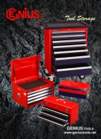 Cens.com Tools Storage/Tool Trolley Set GENIUS TOOLS (TIAN FU INDUSTRIAL CO., LTD.)