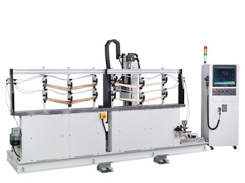 CNC 铣槽机