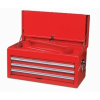 3 drawers top chest with drop front cover / Auto Repair Tools