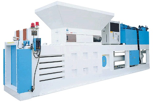 The Environmental-Recycling Packing Machine