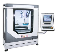 CNC ENGRAVING & MILLING MACHINE