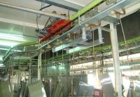7ton Trolley Conveyor (Metal Furniture Coating)