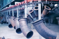 Metal Coating Conveyor System