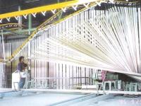 铝合金含铝窗,铝门材料液体粉体涂装设备