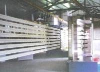 C型鋼及鋁合金含鋁窗,鋁門材料液體粉體塗裝設備