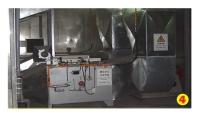 Gas Hot Air Circulating Heating System