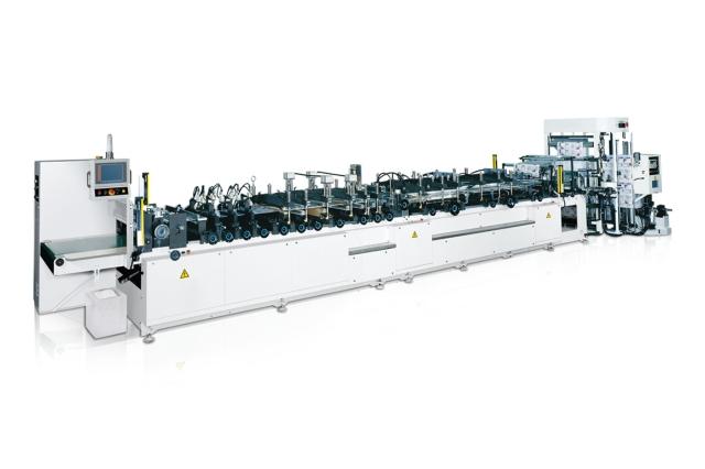Automatic 3-Side-SeaBag Making Machine