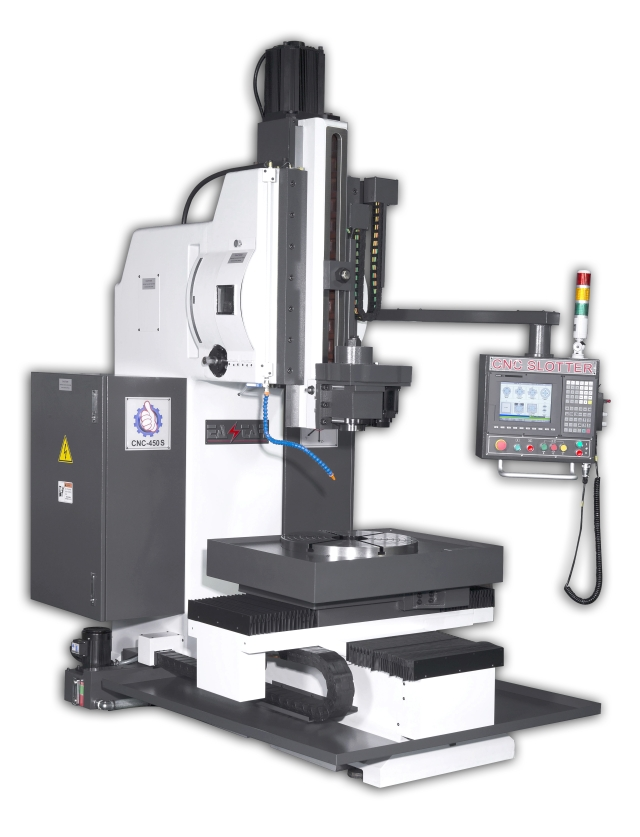 5 Axis CNC Slotter Machine