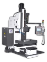 CNC-450S 5 Axis CNC Slotter Machine